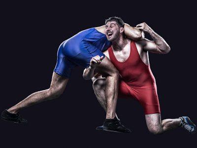 wrestling rochester mn